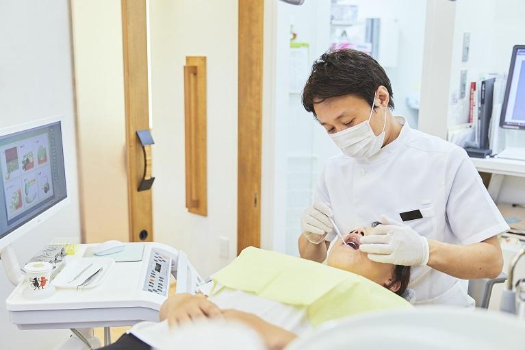予防歯科は定期的な来院が重要です。