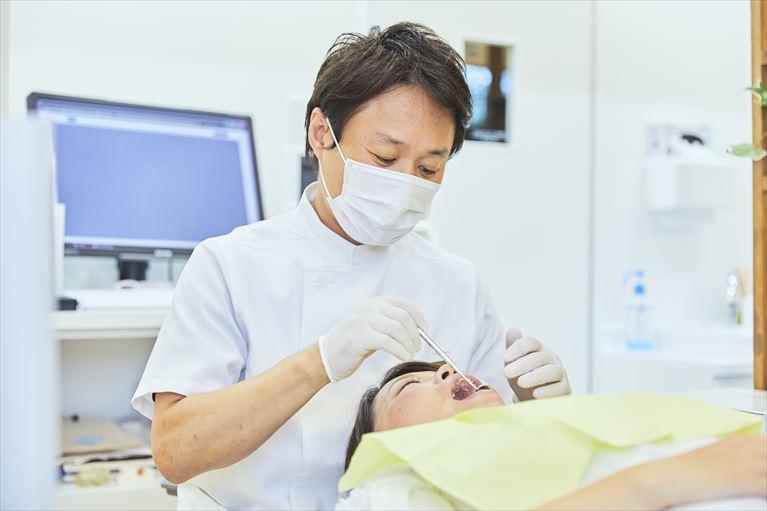 健康な歯茎と歯周病の歯茎の違い