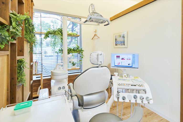 プロフェッショナルケアによるクリーニング・歯石除去