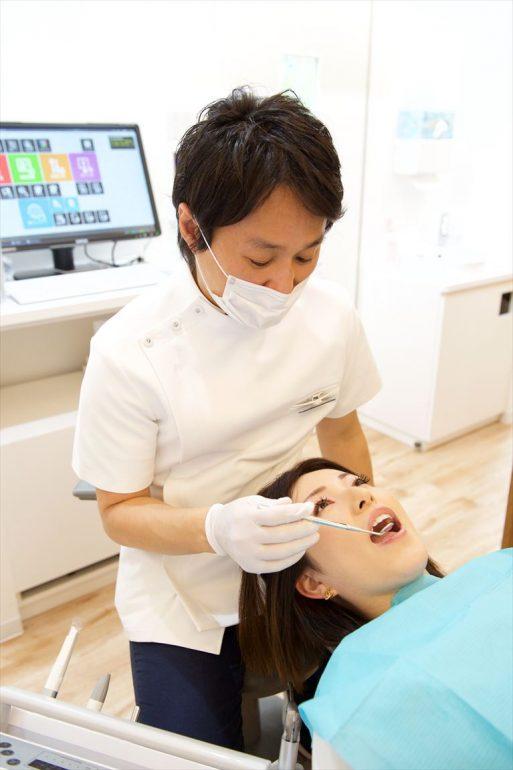 歯が痛い時には虫歯が進行している