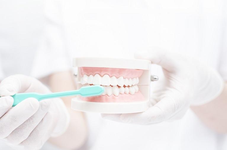 訪問歯科診療でできること