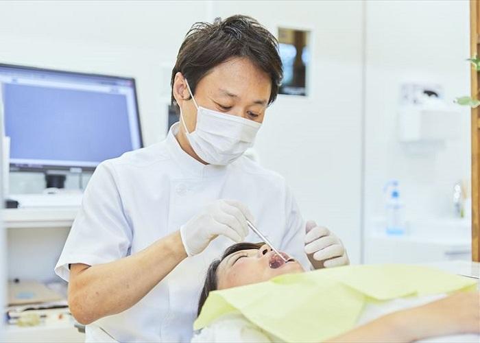 歯を抜かない矯正治療が可能